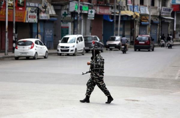 In Kashmir, graveyard peace belies India's normalcy claims