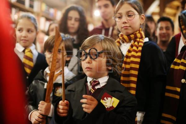 PORTUGAL HARRY POTTER