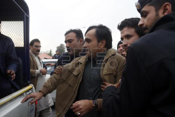 Pashtuns protest against alleged killing of activist by