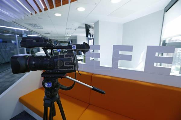 View of a Canon XF305 Professional Camcorder used by Agencia EFE reporters for video recording, in Madrid, Spain on July 14, 2017. EPA-EFE FILE/Angel Diaz