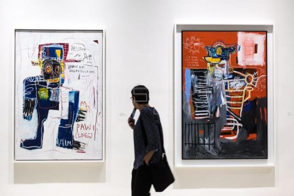 Guggenheim examines impact of racial injustice on Basquiat's work