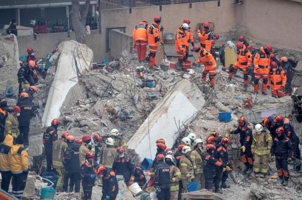 Teen Pulled Alive From Rubble Of Istanbul Building 45 Hours After