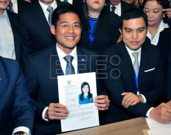 Thai Raksa Chart Party nominates Thai princess as prime ministerial candidate