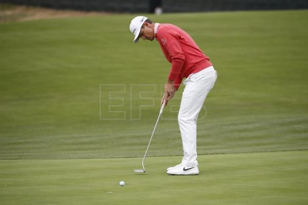England's Justin Rose takes solo lead at the end of US Open 1st round