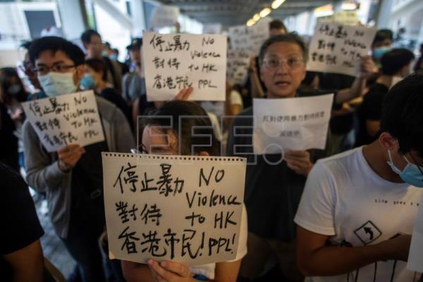 Hong Kong Mothers group calls protest against contentious extradition bill