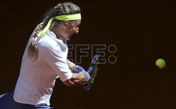 Azarenka to meet S. Williams in 3rd round of Madrid Open