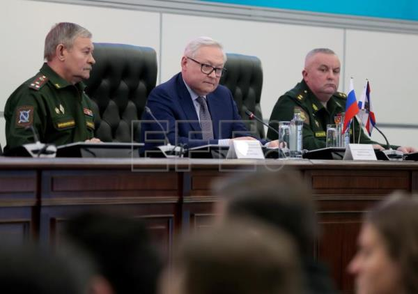 Russia showcases new missile, says it does not violate INF treaty