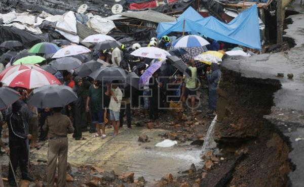 At least 23 dead, transport services down as torrential