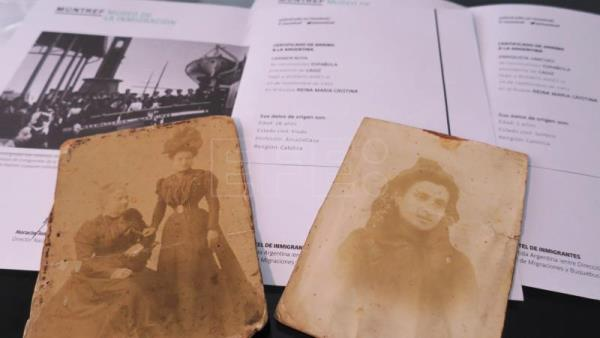 Argentine learns about great-grandmother's past thanks to new Spanish film