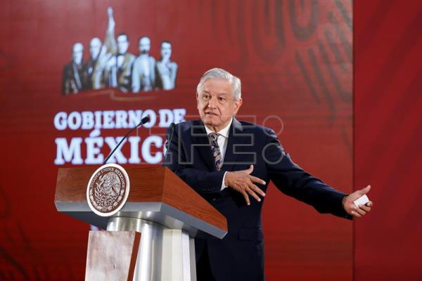 Mexico wants to ensure USMCA trade deal goes through, AMLO says