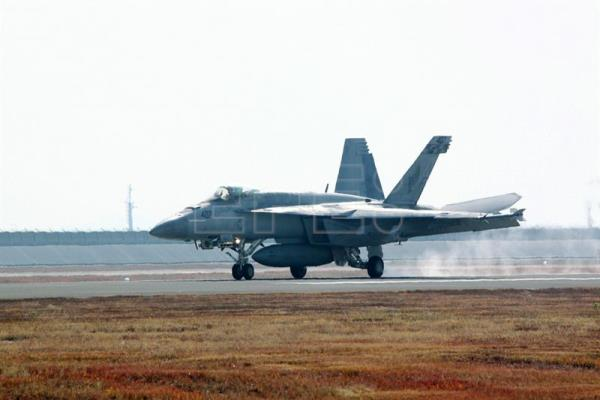 Two Marines rescued after US jets collide midair off Japan coast