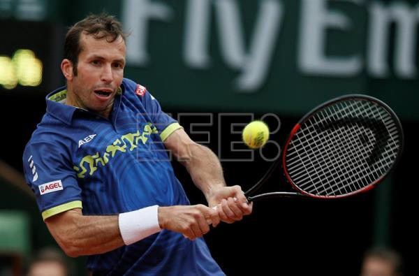 El tenista checo Radek Stepanek. EFE/Archivo