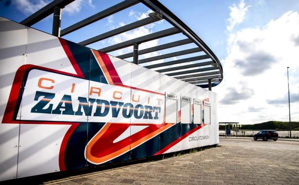 Dutch Grand Prix to return to F1 in May 2020