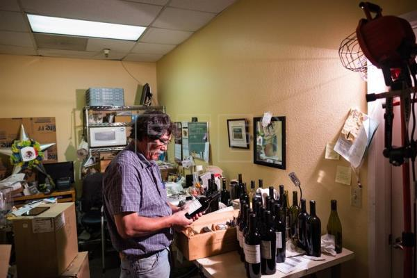 """Harvest Season,"" California wine with Mexican ingredients"