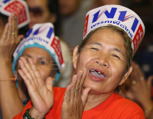 Polls: Pheu Thai set to win most seats in 1st post-coup elections in Thailand