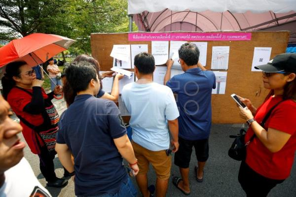 Thailand votes in landmark elections after 5 years of military rule