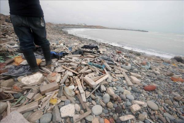 Peruvian beach named Latin America's dirtiest