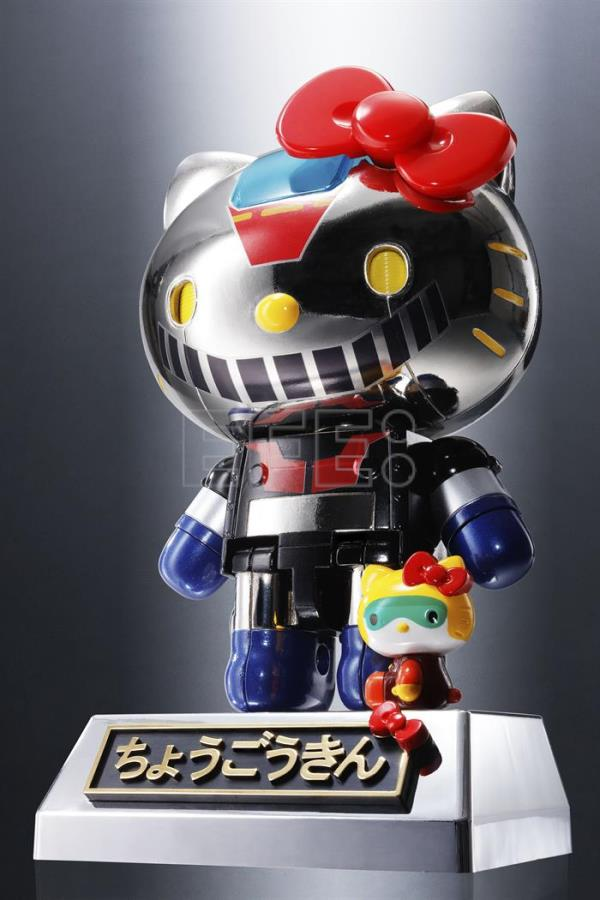 Japanese Toy Companies : Hello kitty and mazinger z team up to boost japanese toy