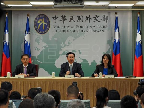 Solomon Islands establish links with China, sever relations with Taiwan