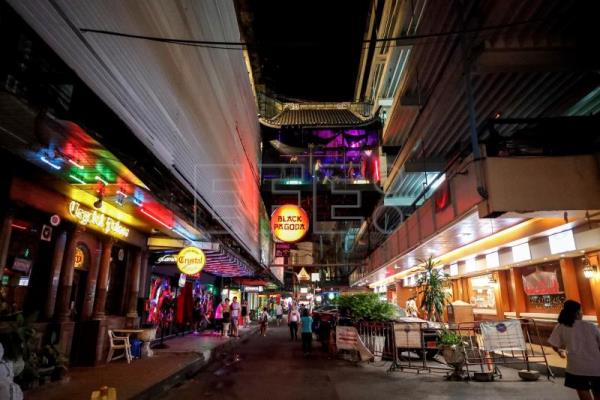 Spies, wars, and tourism: a history of Bangkok's infamous red light district