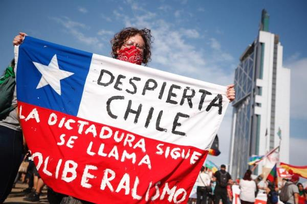 Reality of fiction? The cinema caught up in Chile's protests