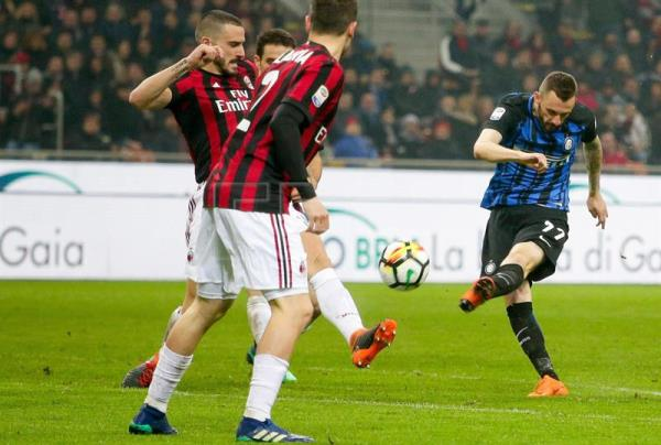 Image result for brozovic milan inter
