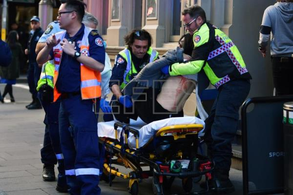 Body found in Sydney linked to stabbing that left 1 injured, man in custody