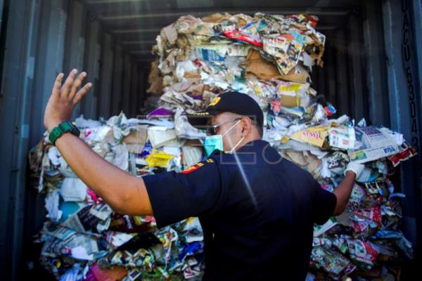 Australia announces investment in recycling to avoid exporting waste