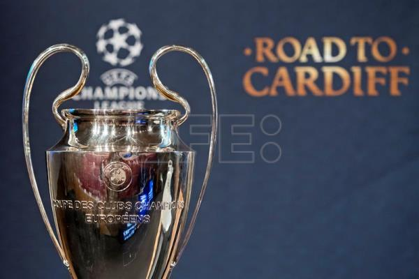 Champions League quarterfinals pit Bayern vs  Real Madrid