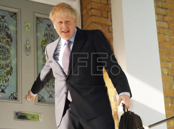 Boris Johnson ensancha su ventaja en la carrera por suceder a May