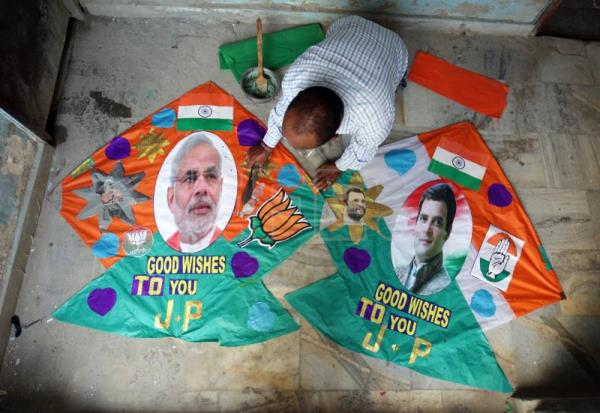 India awaits election results with the odds in favor of Modi, BJP