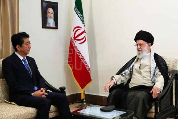 Iranian leader rules out negotiations with Washington