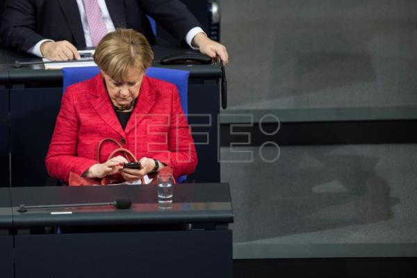Private info of German politicians leaked in hack, far-right party