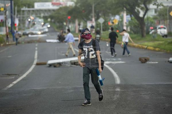Death toll in Nicaragua protests rises to 127