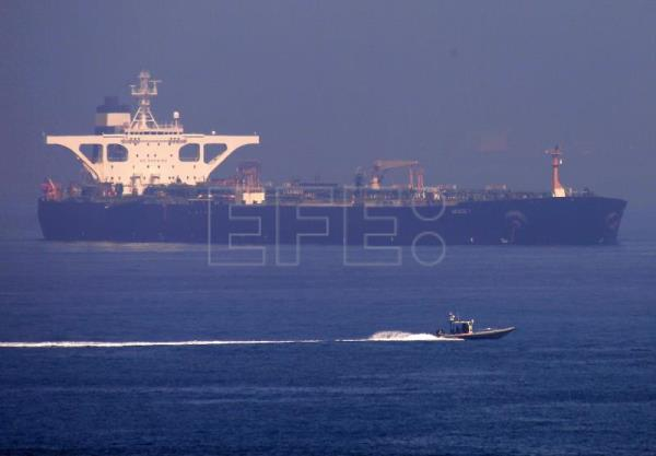 Iran: US attempt to stop release of seized tanker an act of attempted piracy