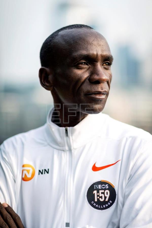 Kipchoge: Running sub-2-hour marathon is about making history
